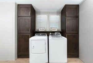 Clayton Inspiration 76 - INP16763K - Laundry Area