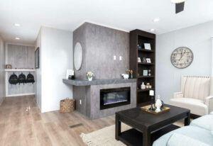 Clayton Inspiration 76 - INP16763K - Living Room