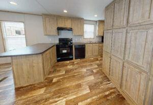 Clayton Independent 66 - IND16663C - Kitchen