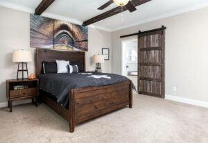 Clayton St. Augustine - SMH32663B - Bedroom