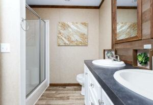Clayton The Ridgeview - SCH18763R - Bathroom 3