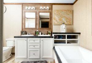 Clayton The Ridgeview - SCH18763R - Bathroom 4