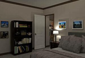 Fleetwood Berkshire 62 - BS32624B - Bedroom