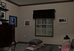 Fleetwood Berkshire 62 - BS32624B - Living Room 3