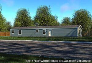 Fleetwood Weston 66 - WE16663E - Exterior