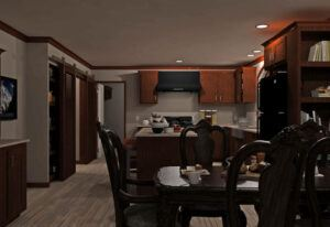 Fleetwood Weston 3262 - WE32623E - Kitchen