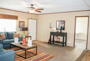 Fleetwood Berkshire 40 - BS32403B - Living Room