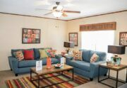 Fleetwood Berkshire 40 - BS32403B - Living Room 2