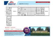 Fleetwood Americana 1676 - AE16765K - FP