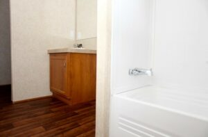 Fleetwood Berkshire 68 - BS16683B - Bathroom