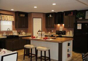 Fleetwood Weston 3268 - WE32684N - KITCHEN