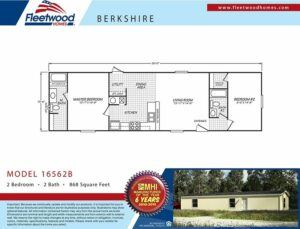 Fleetwood Berkshire 56 - BS16562B - FP
