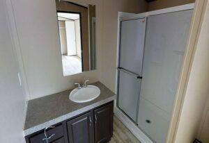 Fleetwood Weston 72 - WE16722W - Bathroom