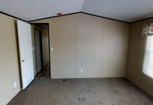 Fleetwood Weston 72 - WE16722W - Living Room 2