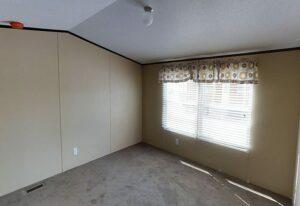 Fleetwood Weston 72 - WE16722W - Bedroom