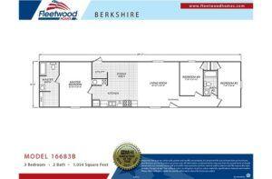Fleetwood Berkshire 68 - BS16683B - FP