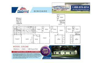 Fleetwood Berkshire 62 - BS32624B - FP