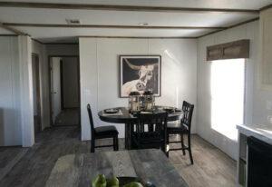 Fleetwood Americana 2856 - AE28563R - Dining Room