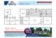 Fleetwood Americana 2856 - AE28563R - FP